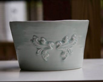 Porcelain Planter