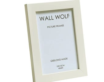 Photo frame Matt White