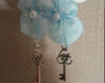 Alice's keys to the door