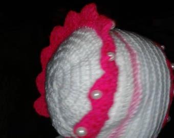 Girls' hats, Boy's hats, Handmade newborn baby   hats