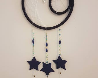 Star and moon Dreamcatcher