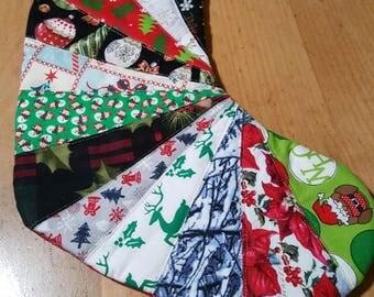 Be Merry Christmas stocking