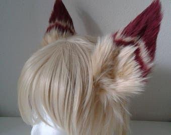 League of Legends Rakan Cosplay Ears