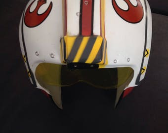 Luke Skywalker X-Wing Pilot Helmet