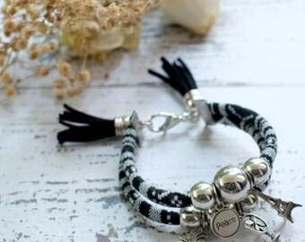 Stackable Bracelet [Semi Etnic 4]