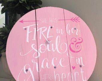 Grace in Her Heart