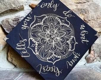 Custom Graduation Cap Etsy