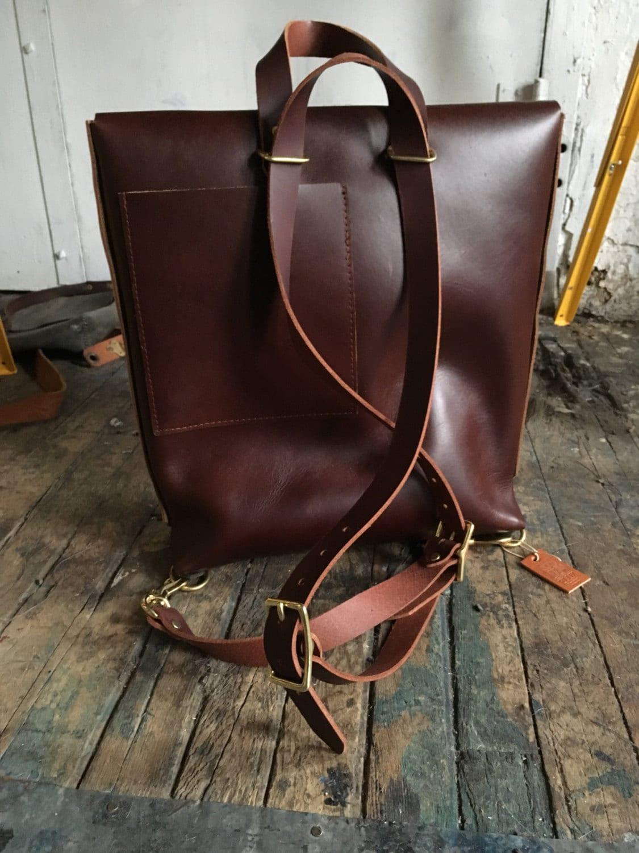 Journey rucksack tote