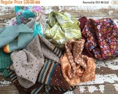 35% OFF- Vintage Hair Scarves Bundle-Oodles of Color