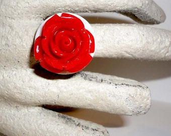 Pretty as a Rose Ring