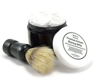 Mens Shaving Whip, Fathers Day Gift, Shaving Cream, Shave Soap
