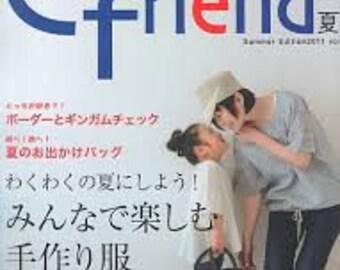 Japanese Craft Magazine Cotton Friend 39