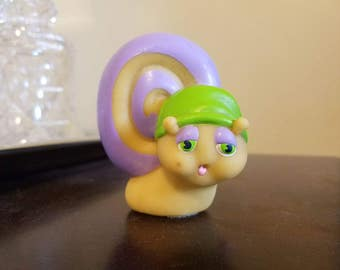 Vintage Glo Friend Snail
