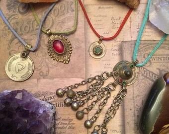 Handmade Tribal Necklaces