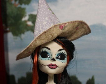 Sachet Witch Hat for Slim Monster and Fashion Dolls