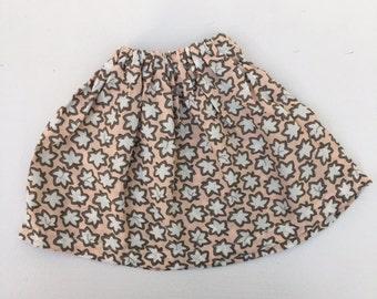 SALE doll skirt