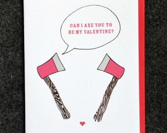 Axe Valentine