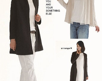 M173 Adult Robed Cardigan M Pattern - Japanese M Pattern