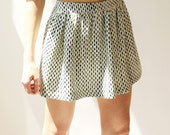 Sample SALE - Wool tweed skirt size 2.