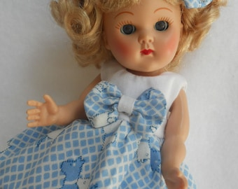 """CHOICE Dress For AG American Girl 14"""" Doll Wellie Wishers YOSD Barbie Lalaloopsy  Bitty Bethany  Betsy McCall Ann Estelle Ginny Doll Clothes"""