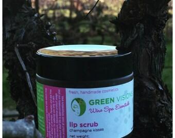 Wine Spa Essentials Lip Scrub