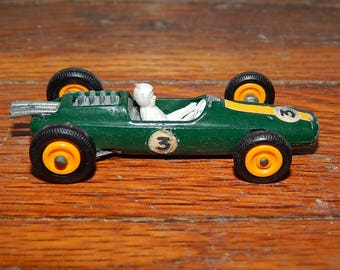 Vintage . Lesney . Matchbox Series No 19 . Lotus
