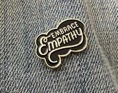 Embrace Empathy Lapel Pin