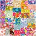 "SQ06 Robert Kaufman LAUREL CANYON Precut 5"" Charm Pack Fabric Quilting Cotton Squares CHS-601-42"