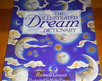 Dream Dictionary by Russell Grant Psychology Dream Book Free Shipping