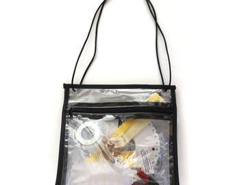 Mini K-Bead-Tool Bag - Beaded Kumihimo Tool Essentials - Kumihimo Tools on the Go - Bag of Kumihimo Tools - Perfect Gift for Braider