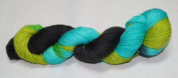 Neville Hand Dyed Sock Yarn