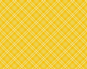ON SALE Penny Rose Fabrics Gingham Girls By Amy Smart Plaid Yellow
