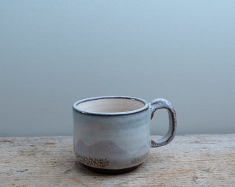 Mountains Espresso Cup