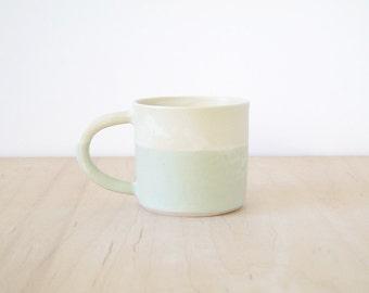 small mug : SECONDS SALE