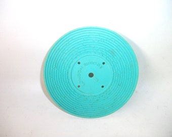Vintage Fisher Price Music Box Record #995 Musical Toy London Bridge, Where has my Little Dog Gone #3