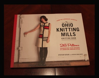 The Ohio Knitting Mills Knitting Book - Crafting Book, Knitting Book