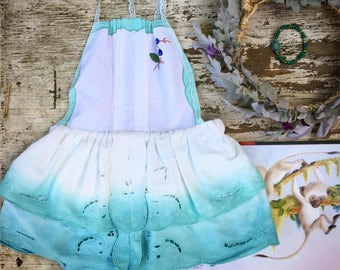 Spring Sea Dress