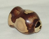 Kaleidoscope, Mini, Caragana Wood  #1(337)