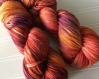 AutumnLeaves Worsted Weight Yarn