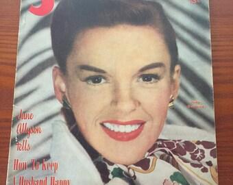 Screenland Movie Magazine December 1948 Judy Garland