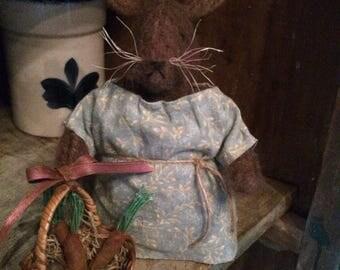 Lil Bunny Stump Doll