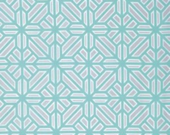 Arbor in Mint - Atrium - Joel Dewberry - 1 YARD Fabric