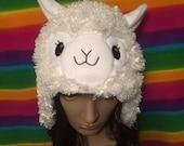 RESERVE: Bachelorette Alpaca Llama Plush Cap Hat Beanie Set of 12