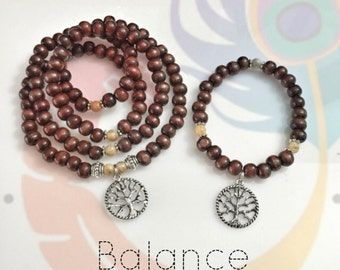 DIY - Make Your Own Mala Beads Kit - BALANCE