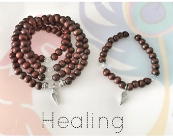 DIY - Make Your Own Mala Beads Kit - HEALING