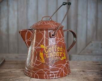 50s Coffee Caddy