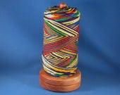 Big Leaf Maple  Yarn / Thread Holder - Danish Oil  Finish