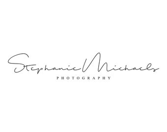 Instant Download Logo Calligraphy Logo Photography Logo DIY Logo PSD Logo Photography Watermark Fotografie Logo Lash Logo Direct Sales Logo