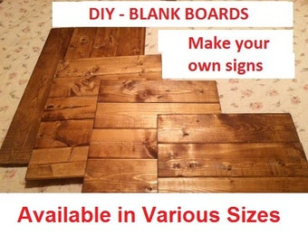 Blank Wood Sign, Make Your Own Sign, blank board, sign making supplies, DIY Sign Sign, Pallet Wood Sign, Wood Sign, DIY Pallet Wood Sign