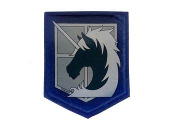 Attack on Titan Soap Military Police Badge Officially Licensed - PRE-ORDER